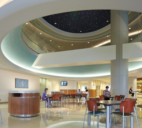 FKP, Healthcare Architect, Texas Children's Hospital Pavilion for Women